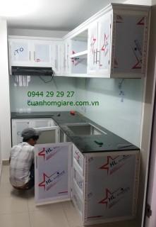 Kính Sơn Màu Ốp Tường Bếp Mẫu Đẹp Giá Rẻ Tại Tphcm