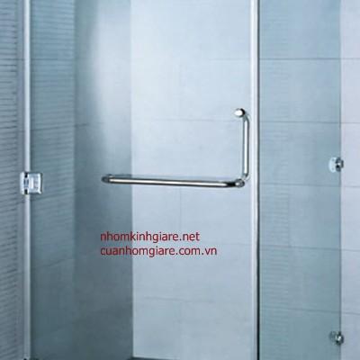 Những mẫu phòng tắm kính cường lực ĐẸP TpHCM thiết kế HIÊN ĐẠI